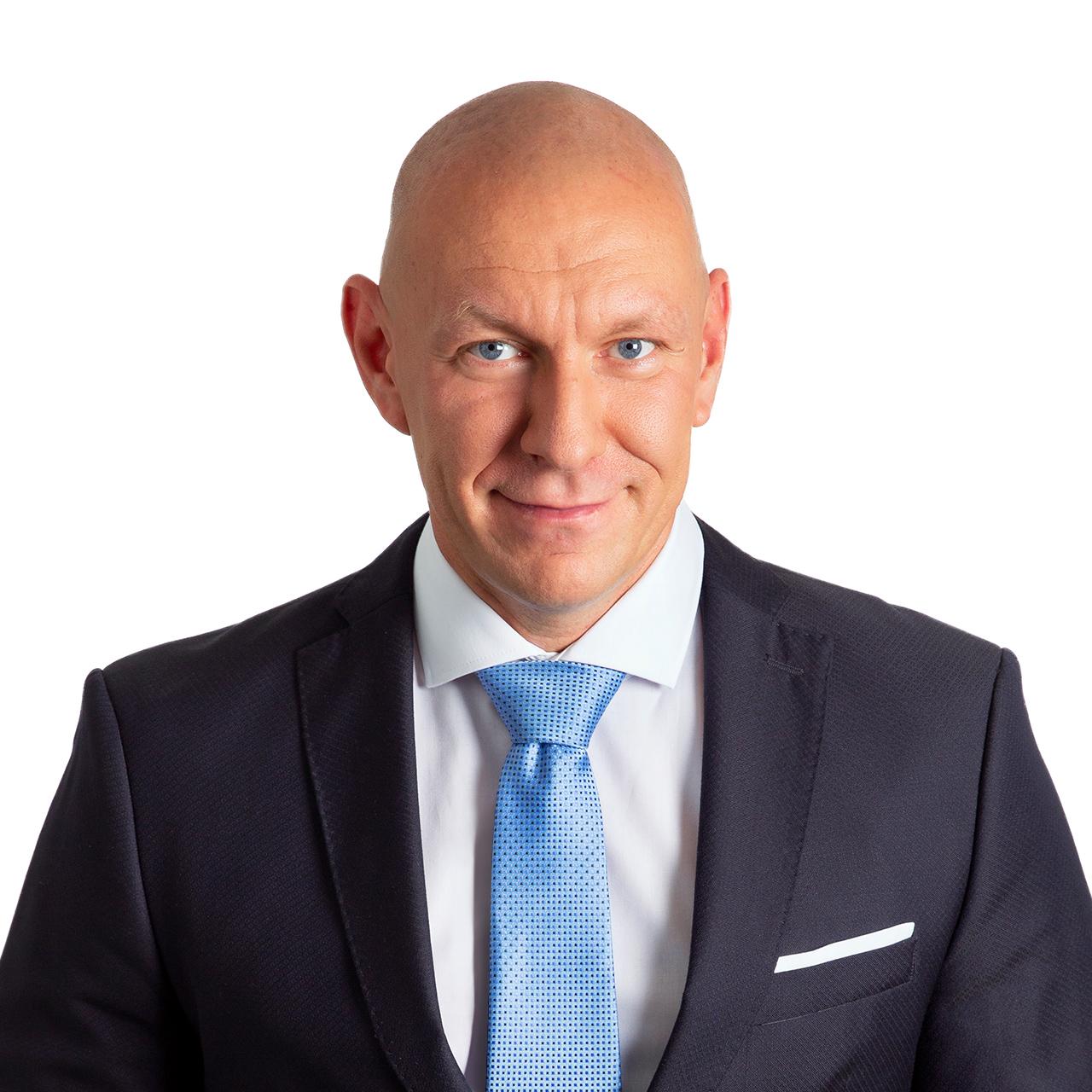 Pavol Kuban, CEO SCR